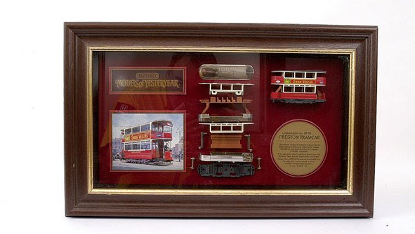 1: Matchbox MOY Ltd Edition Frame Cabinet Issues