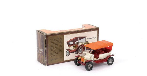 4: Matchbox MOY No.Y1 Ford Model T