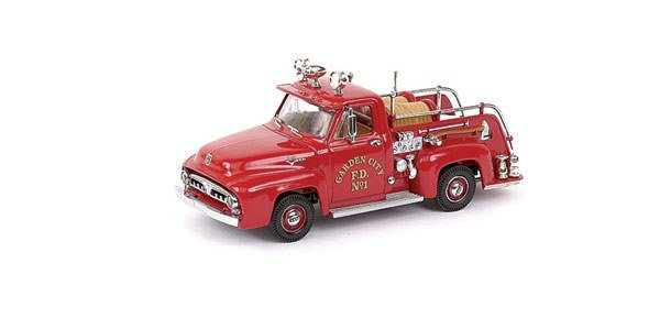 8: Matchbox MOY YFE14 Ford Fire Engine