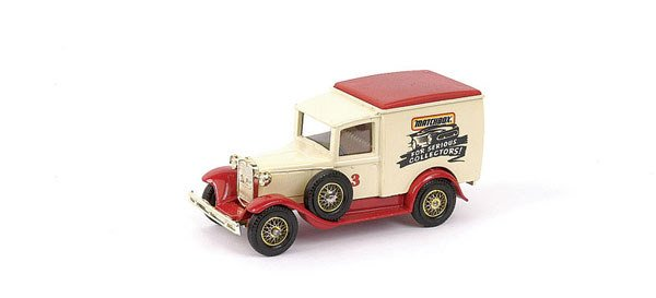 10: Matchbox MOY Y22 pre-pro Ford Model A Van