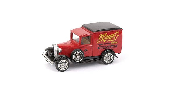 15: Matchbox MOY Y22 pre-pro Ford Model A Van