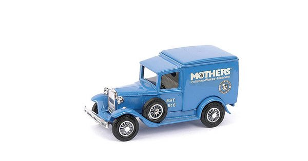 17: Matchbox MOY Y22 pre-pro Ford Model A Van