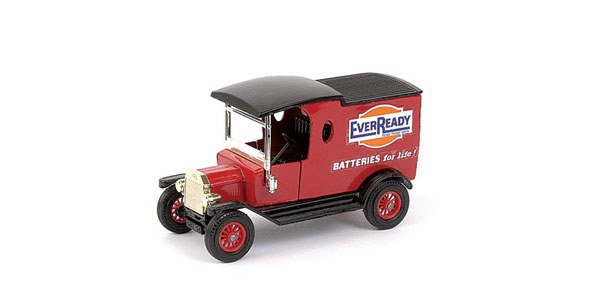 20: Matchbox MOY Y12 pre-pro Ford Model T Van