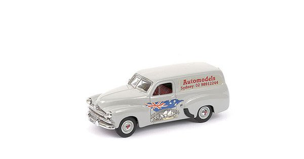 21: Matchbox MOY pre-production Holden Panel Van