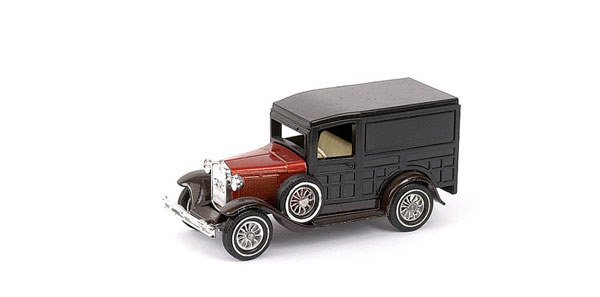 23: Matchbox MOY Y21 Ford Model A Woody Wagon