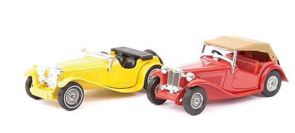 317: Matchbox MOY - a pair of Cars