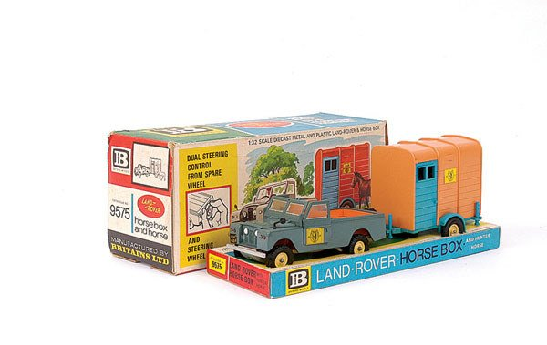 1100: Britains No.9575 Gift Set