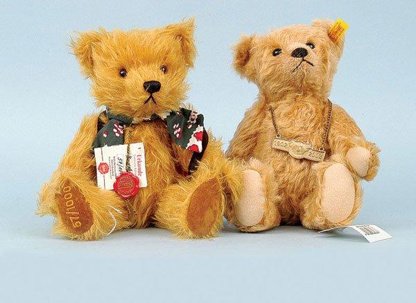 1648 steiff anniversary usa 1902 2002 teddy bear. Black Bedroom Furniture Sets. Home Design Ideas