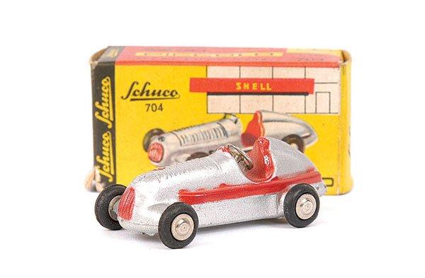 2002: Schuco Piccolo 704 - Mercedes 1936 Racing Car