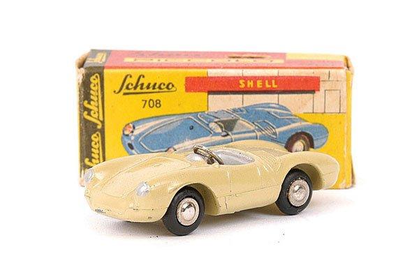2006: Schuco Piccolo 708 - Porsche Spyder
