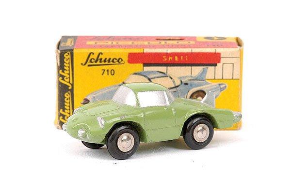 2007: Schuco Piccolo 710 - Firebird II