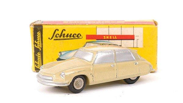 2010: Schuco Piccolo 719 - Citroen DS19