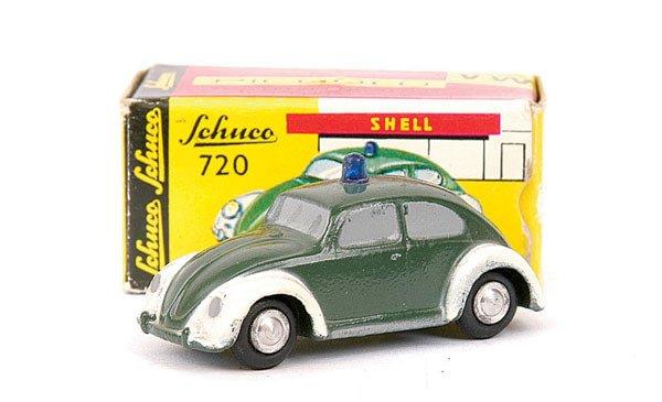 2011: Schuco Piccolo 720 - VW Patrol Car