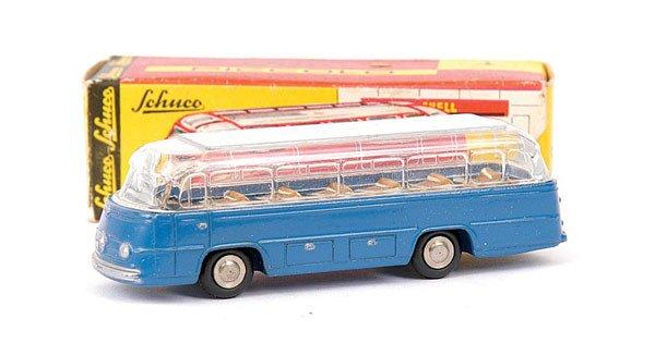 2012: Schuco Piccolo 740 - Mercedes Bus