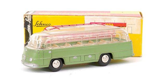2013: Schuco Piccolo 740 - Mercedes Bus