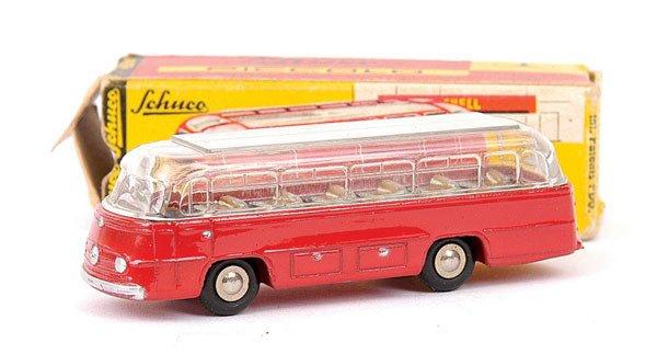 2014: Schuco Piccolo 740 - Mercedes Bus