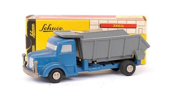 2020: Schuco Piccolo 750 - Krupp Dump Truck