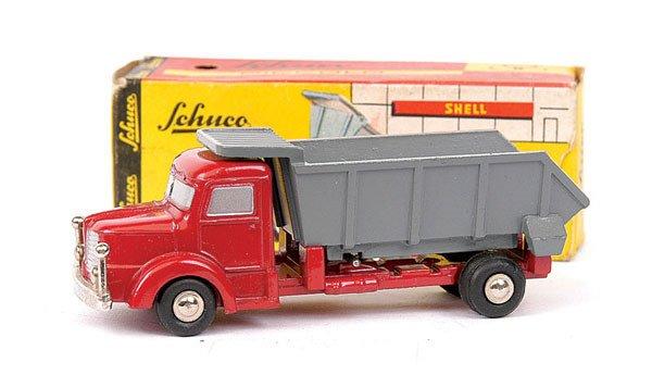 2022: Schuco Piccolo 750 - Krupp Dump Truck