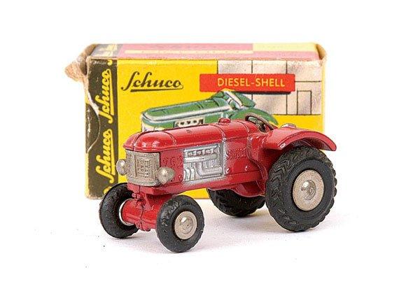 2024: Schuco Piccolo 752 - Deutz Tractor
