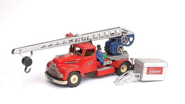 2684: Schuco 6075 Auxiliary Fire Appliance