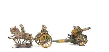 3248: Elastolin,Lineol & similar-British Heavy Mortar
