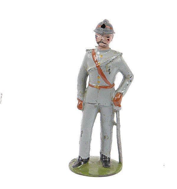 3806: Britains-Paris Office - French Infantry Officer