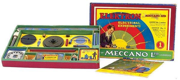 4004: Meccano - Electron No.1 Set