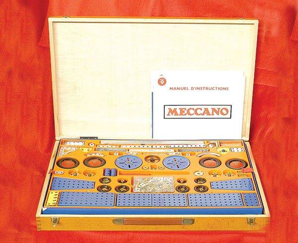 4010: Meccano early 1990s No.9 Set