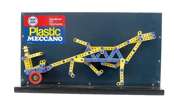 4013: Meccano  Horse & Chariot Display Model