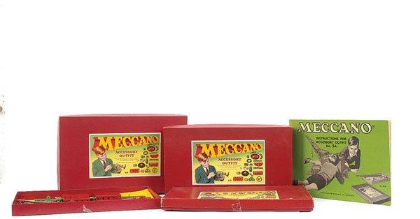 4024: Meccano 1950s Accessory Outfits