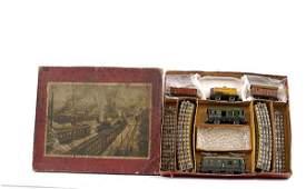 4439: Marklin HO Pre-war Freight Train Set