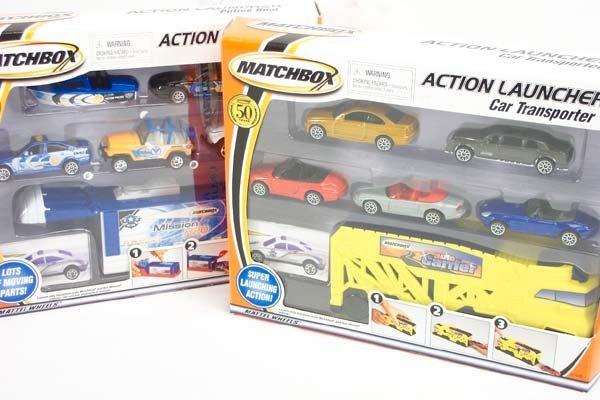 6: Matchbox Superfast Hero City 6 Piece Gift Set