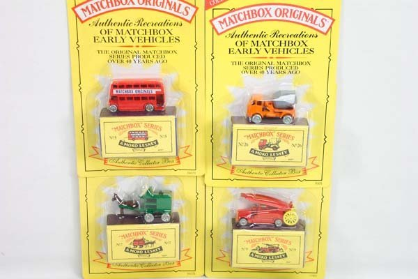 9: Matchbox Superfast 40th Anniversary Collection