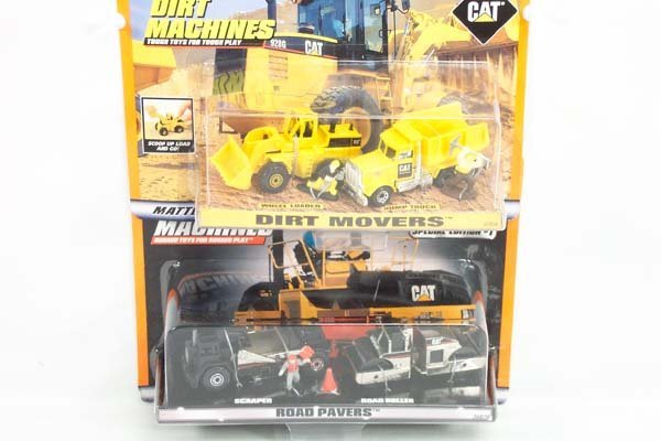 11: Matchbox Superfast 11 x Dirt Machines