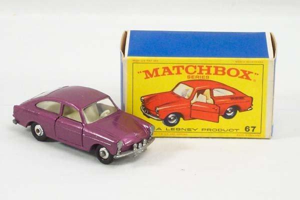 688: Matchbox No.67-2 Volkswagen 1600TL