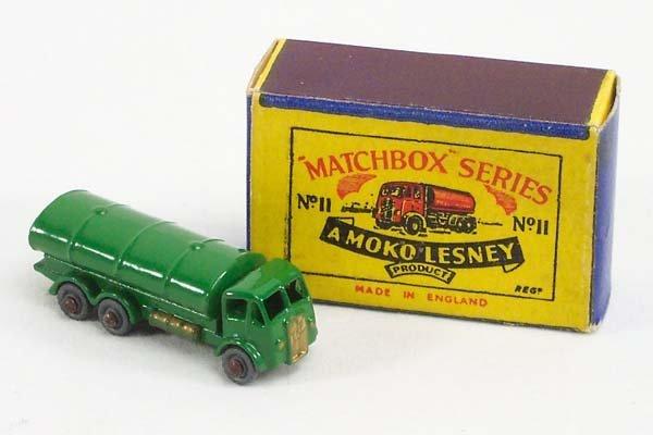793: Matchbox No.11-1 Road Tanker