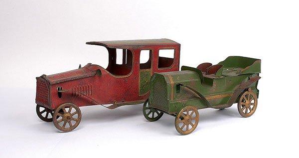1001: Dayton (USA) Open-top Car & Landaulet