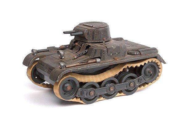 1002: Gama (West Germany) Tank