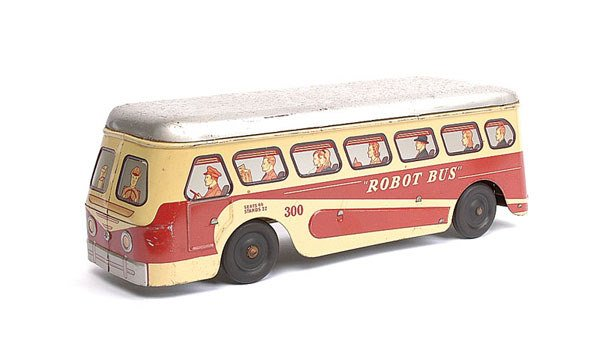1005: Robot Bus