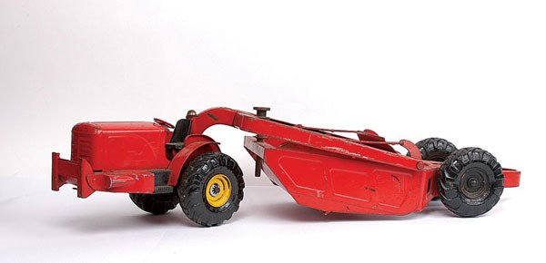1007: Model Toys Doepke (USA) Earth Scraper