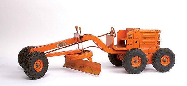 1008: Model Toys Doepke (USA) Adams Motor Grader