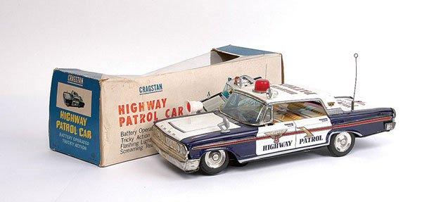 1010: Cragstan (Japan) Highway Patrol Car