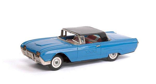 1020: Japanese Tin Friction Ford Thunderbird