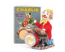 1351 ALPS Charlie the Drumming Clown