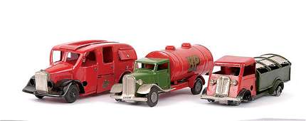 1660: Minic Tanker, Refuse Truck and Fire Engine