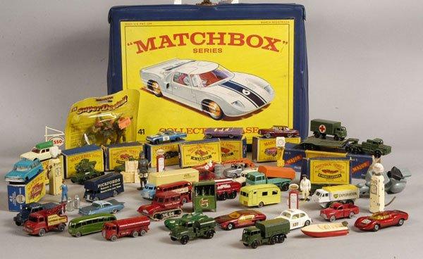 2008: A Group of Matchbox Regular Wheels