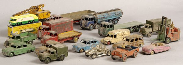 2012: Dinky & Matchbox Unboxed Cars & Commercials