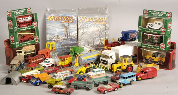 2018: A Large Mixed Group of Diecast