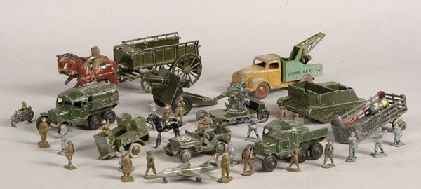 2021: A Group of 35 Unboxed Diecast Models