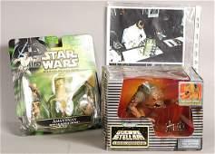 2124: 2 x Modern Issue Star Wars Action Figure Sets